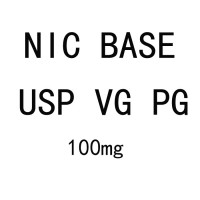 Unflavored E-LIQUID Base 100mg/ml