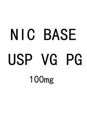 Unflavored E-LIQUID Base 100mg/ml