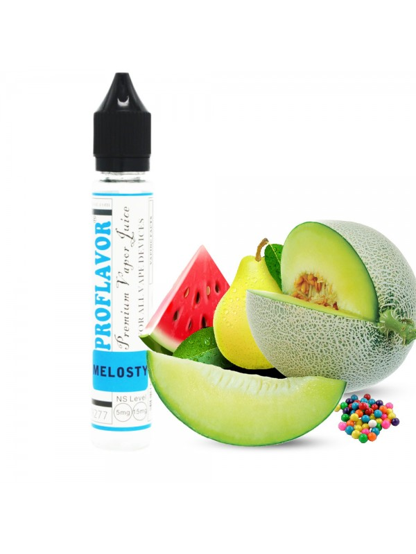 Proflavor 2109 New Nicotine Salt eJuice 5mg 15mg Menthol Coffee Melon Candy