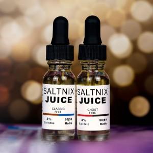 SaltNix eJuice NicotineSalt Based Premixed Juice
