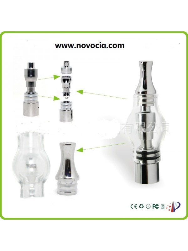 Globe Glass Vaporizer Atomizer GS K4