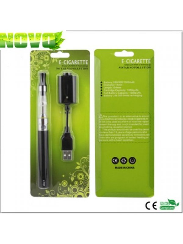 New CE4/CE5 eGo-K Blister Pack 1100mah E-Cig Kit