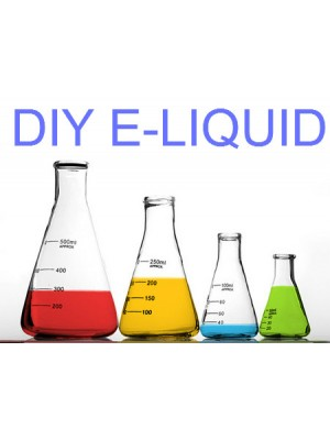 DIY Your Own E-Liquid Pack